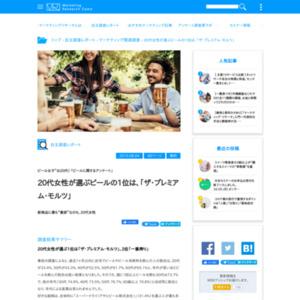 ビールに関するアンケート
