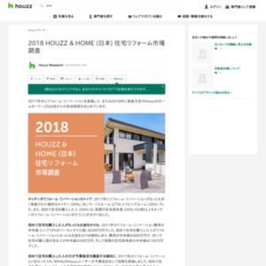 HOUZZ & HOME 住宅リフォーム・リノベーション市場調査