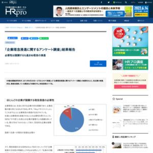 企業理念浸透に関するアンケート調査