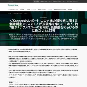 コロナ禍の孤独感に関する意識調査 2人に1人が孤独感を感じる日本人