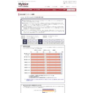 マイボイスコム オンラインショッピングの利用(12)