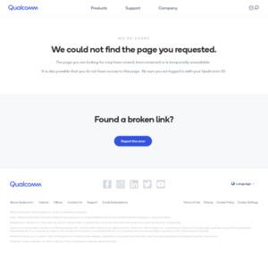 Snapdragon Wear 1100インフォグラフィックス