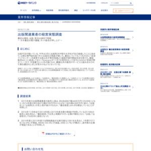 出版関連業者の経営実態調査