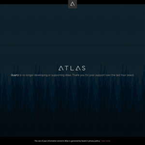 Atlas:The new home for charts and data, powered by Quartz.