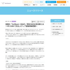 話題の「SoftBank→SMAP」特別CMの広告効果とは
