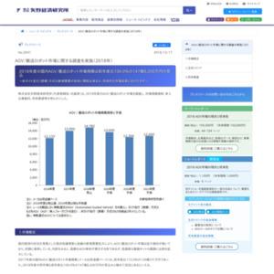 国内AGV市場に関する調査を実施(2018年)