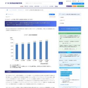 スマホゲーム市場に関する調査を実施(2018年)