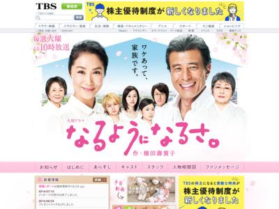 http://www.tbs.co.jp/naruyouninarusa/