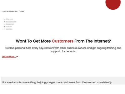 Frank Kern (フランク・カーン)のWordPress(ワードプレス)活用事例