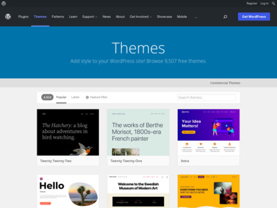 Free Themes Directory