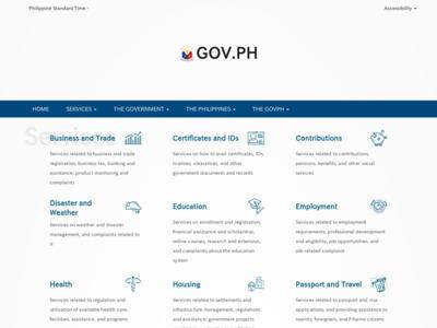 フィリピン共和国大統領官邸のWordPress(ワードプレス)活用事例