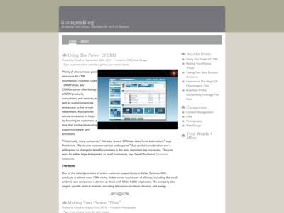 StomperNet (ストンパーネット)のWordPress(ワードプレス)活用事例