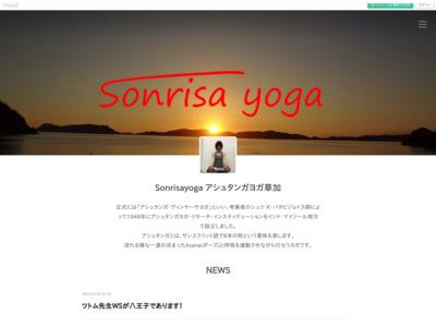 sonrisa yoga アシュタンガヨガ草加