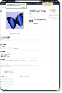 Amazon.co.jp: 手細工蝶々 癒し グッズ 西安民俗工芸 中国雑貨多幸屋 シノワズリ雑貨小物: ジュエリー