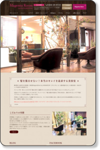 カラーカウンセリング|藤沢の美容院、美容室Magenta Room by HANAMIZUKI(マゼンタルーム バイハナミズキ)
