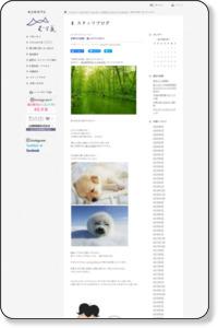 京都市水族館 癒しのゴマスポット|スタッフブログ | 風呂敷(ふろしき)専門店 むす美(R)